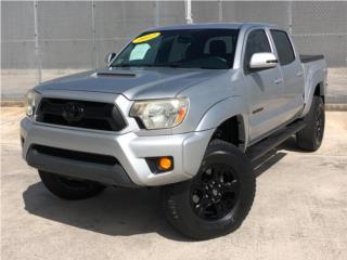 Toyota Puerto Rico Toyota, Tacoma 2012