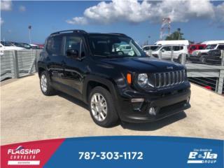 Renegade 2017 aut 30k $13,500 , Jeep Puerto Rico