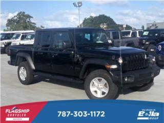 Jeep, Gladiator 2020, Cherokee Puerto Rico