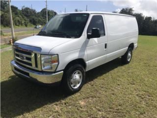 Ford Puerto Rico Ford, E-250 Van 2014