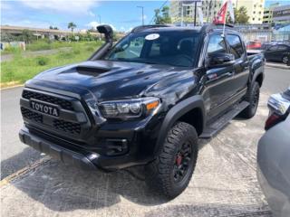 2020 TOYOTA TACOMA TRD SPORT 4X2 -  TAN , Toyota Puerto Rico