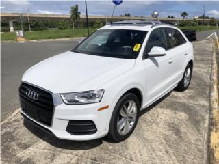 Audi Puerto Rico Audi, Audi Q3 2017