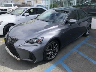Lexus, Lexus IS 2017  Puerto Rico