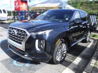 Hyundai, Palisade 2020, Veloster Puerto Rico