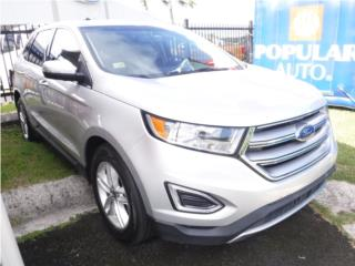 Ford, Edge 2016  Puerto Rico