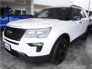 Ford, Explorer 2019, F-500 series Puerto Rico