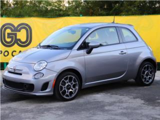 Fiat, 500 2018, 500 Puerto Rico