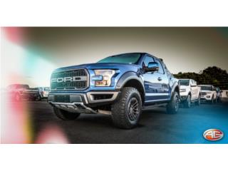FORD F 150 CREW CAB 2018 5 LITROS 4X4 , Ford Puerto Rico