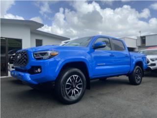 Tacoma TRD Sport , Toyota Puerto Rico