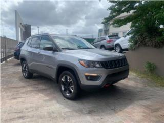 Jeep Puerto Rico Jeep, Compass 2017