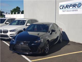 Lexus Puerto Rico Lexus, Lexus IS 2019