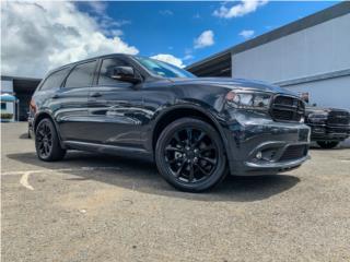 Dodge, Durango 2018, Caravan Puerto Rico