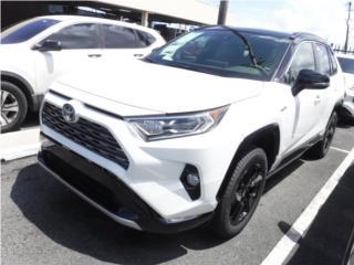Toyota, Rav4 2020  Puerto Rico