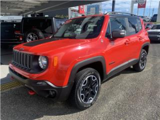 Jeep, Renegade 2017, Grand Cherokee Puerto Rico