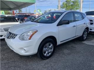 Nissan Puerto Rico Nissan, Rogue 2013