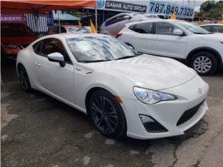 Scion Puerto Rico Scion, FR-S 2016