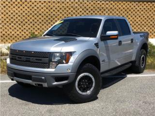 Ford, Raptor 2014, Expedition Puerto Rico