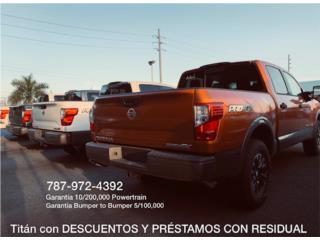 Nissan Puerto Rico Nissan, Titan 2019