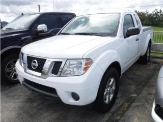 Nissan Puerto Rico Nissan, Frontier 2012