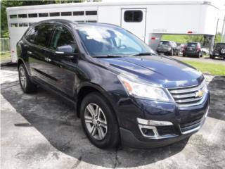 Chevrolet Puerto Rico Chevrolet, Traverse 2017