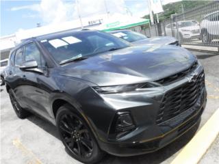 Chevrolet Puerto Rico Chevrolet, Blazer 2020