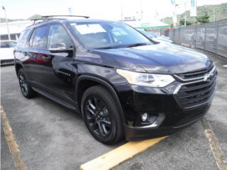 Chevrolet Puerto Rico Chevrolet, Traverse 2020