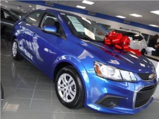 Chevrolet Puerto Rico Chevrolet, Sonic 2020