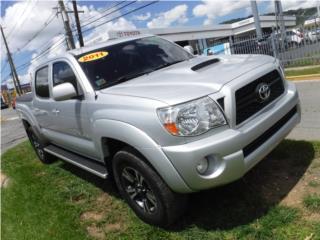 Toyota Puerto Rico Toyota, Tacoma 2011