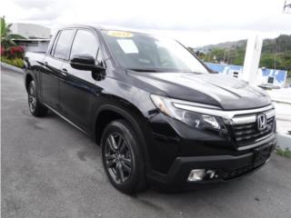Honda, Ridgeline 2017, HRV Puerto Rico