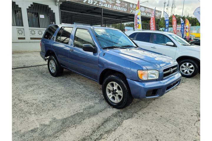 Nissan, Pathfinder del 2001 Clasificados Online Puerto Rico