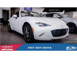 Mazda, MX-5 Miata 2019, Mazda 3 Puerto Rico