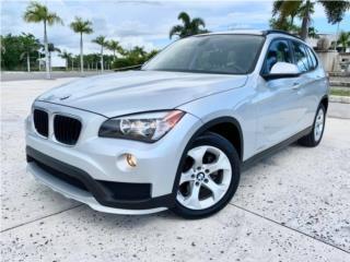 BMW Puerto Rico BMW, BMW X1 2015