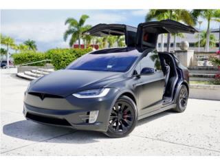 Tesla Puerto Rico Tesla, Model X 2018