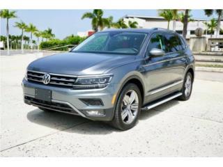 Volkswagen, Tiguan 2018  Puerto Rico
