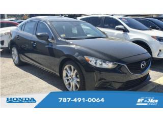 Mazda, Mazda 6 2017  Puerto Rico
