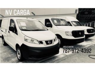 Nissan Puerto Rico Nissan, NV de Carga 2019