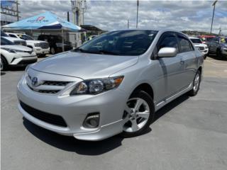 Toyota, Corolla 2013  Puerto Rico