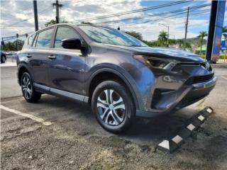 2019 TOYOTA RAV4 LE - CAMARA - LED , Toyota Puerto Rico