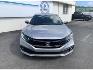 Honda, Civic 2020, CR-V Puerto Rico