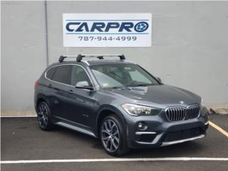 X-DRIVE, PANORAMIC, DESDE $489.00 MENS , BMW Puerto Rico