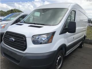 Transit Connect Van 2020  , Ford Puerto Rico