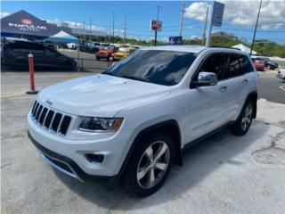 JEEP GRAND CHEROKEE LIMITED 2020 , Jeep Puerto Rico