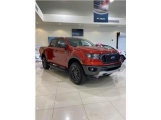 Ford, Ranger 2019, Mustang Puerto Rico