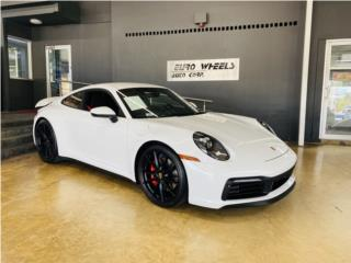 Porsche, Porsche 911 2020  Puerto Rico