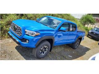 TACOMA 2017 4X4 TRD , Toyota Puerto Rico