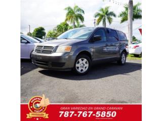 Dodge Puerto Rico Dodge, Grand Caravan 2013