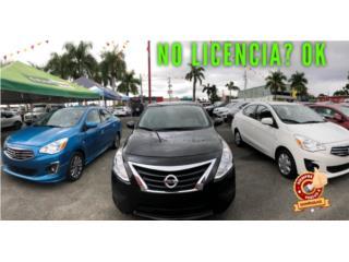 Nissan, Versa 2019, 370Z Puerto Rico