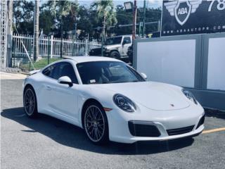 Porsche Puerto Rico Porsche, Carrera  2018