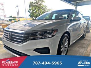 Volkswagen Puerto Rico Volkswagen, Passat 2020