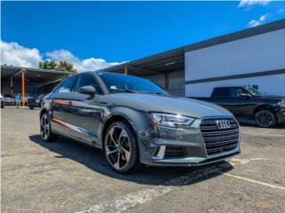 Audi Puerto Rico Audi, Audi A3 2017